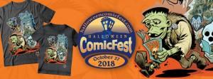 Halloween ComicFestBanner