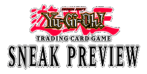 Yugioh Sneak_Preview_Logo